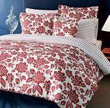 Tommy Hilfiger Smithfield Floral Stripe Reversible Twin Comforter Set
