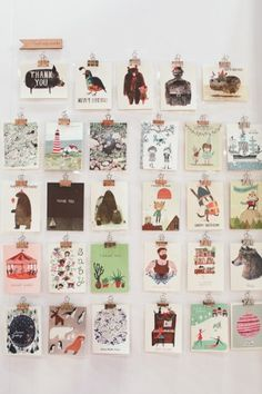 National Stationery Show 2013, Part 4 - Red Cap Cards via Crow & Canary