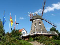 Lewitz Mühle in Mecklenburg Vorpommern