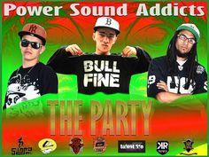 Mr Prado ✘ The Party Ft Bull Fine - Raca Smoke
