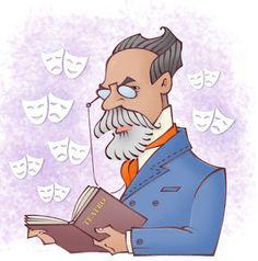 Machado de Assis - Memórias Póstumas de Brás Cubas: CAPÍTULO VI / CHIMÈNE, QUI L'EÛT DIT? RODRIGUE, QU...