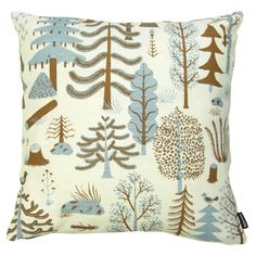 Bjorn Lie Cushion, discovered at Pikland