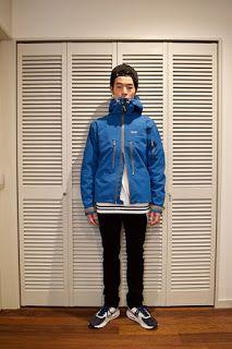 Y's Wardrobe: [UNUSED tilak]ロールアップよりもワンクッションでパンツにルーズ感を!