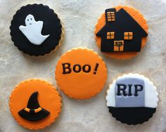 Hallowen cookies