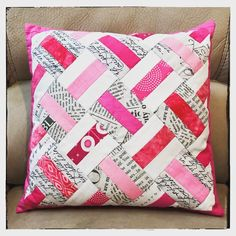 "100 Likes, 6 Comments - Jolie Maxtin (@joliemaxtin) on Instagram: ""Sincere thanks to @savbrett for this fabulous #teampinkpillow in the #pinkswap2017! I it! It's…"""