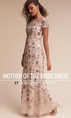 Here's a list of beautiful gowns that every mother of the bride would love to walk down the aisle in. Hope you can get inspired. Check the list. Mother Of The Bride Dresses Vintage, Mother Of The Bride Looks, Long Mothers Dress, Mother Of Bride Outfits, Mother Of Groom Dresses, Bride Groom Dress, Mothers Dresses, Mob Dresses, Tea Length Dresses