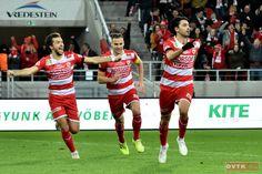 Nézőcsúcs a szezonban, győzelem az Újpest ellen hazai pályán (OTP Bank Liga 24. forduló: DVTK - Újpest FC) Ufc