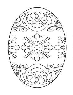 Что все дети любят делать на Пасху? — Правильно. Помогать родителям красить яйца для праздничной трапезы. Но если ваш малыш ещё слишком мал, чтобы участвовать в раскрашивании настоящих яиц, предложите ему эти прекрасные раскраски: 12 яиц с разнообразными узорами надолго займут вашего ребёнка, а главное, ваша кухня н%