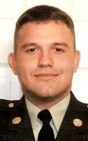 Army Pfc. Willington M. Rhoads  Died July 16, 2008 Serving During Operation Enduring Freedom  23, of Las Vegas; assigned to the 173rd Brigade Support Battalion (Airborne), Vicenza, Italy; died July 16 in Bagram, Afghanistan, of injuries sustained from a non-combat related incident.