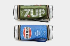 Anya Hindmarch S/S16 7-Up & Ever Ready Clutches