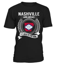 Nashville, Arkansas - It's Where My Story Begins #Nashville