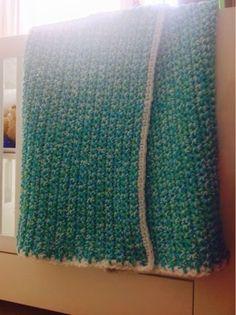 Enjoy my enjoyz: super dik gehaakt deken