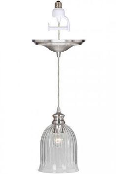Marissa Pendant - Conversion Kits - Ceiling Fixtures - Lighting | HomeDecorators.com