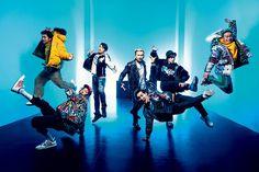 Gq Men, Pop Albums, Japanese Boy, Gq Japan, Boy Bands, Punk, Culture, Actors, Concert