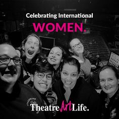 Happy International Women's Day! What are our entertainment industry ladies are up to today? Take a photo and tag #MyTheatreArtLife to share. | TheatreArtLife World Premiere April 2017 Igniting connections across the globe. An arena to share stories, new ideas, the latest technologies and work methods. We are driving development in live entertainment. Created by the industry for the industry. Presenting the lives of the people creating culture around the world.