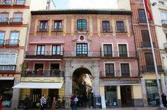 Pasaje Chinitas. Málaga