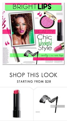 """So Sweet: Candy-Colored Lips"" by rosie305 ❤ liked on Polyvore featuring beauty, Anja, White Label, Chanel, Bobbi Brown Cosmetics and candylips"