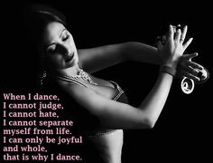 Great dance quote