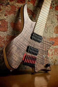 "Strandberg custom for Misha ""Bulb"" Mansoor"