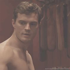 fiftyshadesofgreyxoxo: Jamie Dornan Fifty shades of grey movie  mmm, mmm,mmm,mmm, mmm!