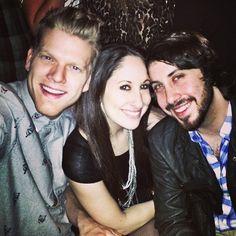 Scott, Esther and Avi