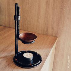 Kovaná Aroma lampa No.1