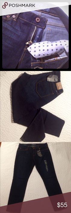 Lucky Brand Lolita Skinny Size 8/29 *NWT* Lucky Brand Lolita Skinny Super Stretch Ankle Cut Curvy Fit Mid-Rise Size 8/29 Lucky Brand Jeans Ankle & Cropped