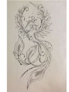 Phönix aus der Asche Source by Please send us the posts you want removed. Phoenix Tattoo Feminine, Phoenix Back Tattoo, Small Phoenix Tattoos, Phoenix Tattoo Design, Small Tattoos, Phoenix Tattoo Sleeve, Phoenix Drawing, Hand Tattoos For Women, Sleeve Tattoos For Women