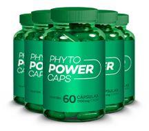 Phytos Power Caps – Desconto Surpresa (SC) – PhytoPower Caps