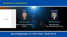 5th International Conference on #TissueEngineering and #Regenerative Medicine September 12-14, 2016  Berlin, Germany