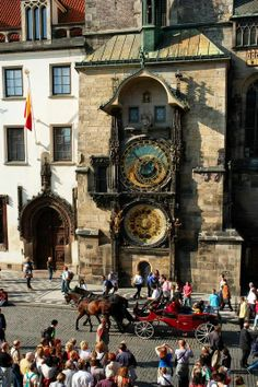 Old Town Hall with the Astronomical Clock | Praguewelcome – The official travel and tourism guide of Prague