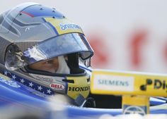 #IndyCar driver @MarcoAndretti in his car before practice laps at #GPSPETE