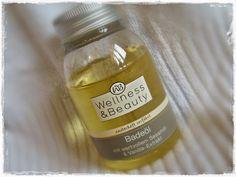 Blog Anki: Wellness&Beauty Olejek do kąpieli sezamowy z ekstr...