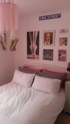 Ballerina bedroom