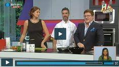 Programa Há tarde - RTP1  Chef Henrique Sá Pessoa