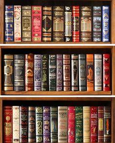 I want pretty books