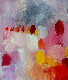 wendy mcwilliams 16 x 20 in canvas - I love the colours, could do an interesting room around them!
