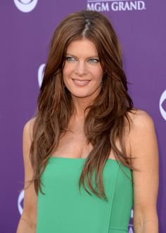 Michelle Stafford Photos - Actress Michelle Stafford arrives at the Annual Academy of Country Music Awards at the MGM Grand Garden Arena on April 2013 in Las Vegas, Nevada. - Annual Academy Of Country Music Awards - Arrivals Academy Of Country Music, Country Music Awards, Beautiful People Movie, Soap Opera Stars, Soap Stars, Girl Celebrities, Celebs, Michelle Stafford, Minimal Makeup Look