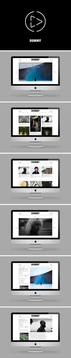 Format – Website  Client – Dummy   View Website