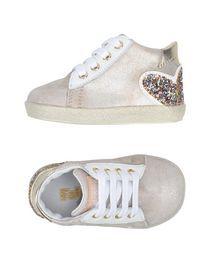 Zapatos 0-24 meses Niña Colección Primavera-Verano y Otoño-Invierno - YOOX   Zapatos para niños online 1ee9f0d3f40