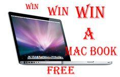 Win a Fabuluos Macbook