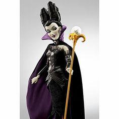 Disney Villains Exclusive 11.5 Inch Designer Collection Doll Maleficent!