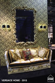versace home collection - via gesu'   versace mansion and gianni