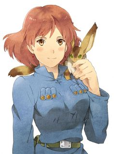 nausicaa of the valley of the wind:
