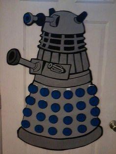 Dalek advent calendar - hee hee