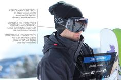 Snow2 Goggles: data galore for skiers