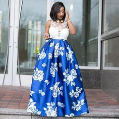 Happy Easter 🐰🐰 in Purity gown African Maxi Dresses, African Wedding Dress, Latest African Fashion Dresses, African Print Fashion, African Attire, African Wear, Classy Outfits, Chic Outfits, African Print Dress Designs
