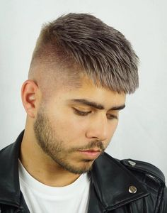 362 Best Men S Hairstyles Images On Pinterest Men S Haircuts