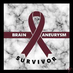 Brain Aneurysm Profile Picture for facebook