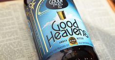 Good Heavens from the Goody Ales Brewery - Sand Creative